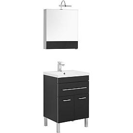 Комплект мебели для ванной комнаты    Aquanet #00230309