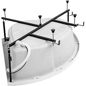 Каркас сварной для акриловой ванны Aquanet Fregate 120x120 182118