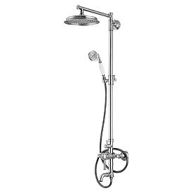 Душевая система для ванны Adiante AD-77024 CR