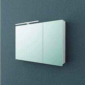 Зеркальный шкаф  белый Kolpa-San TOJ 90 WH/WH