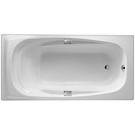 Ванна чугунная пристенная Jacob Delafon SUPER REPOS 180х90 E2902-00