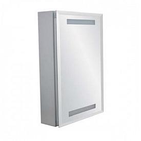 Настенной зеркальный шкаф для ванной с подсветкой Bemeta 127401729