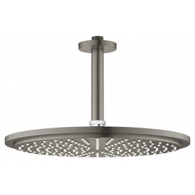 Верхний душ Grohe 310 мм потолочным душевым кронштейном 26067AL0 142 мм