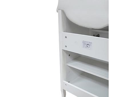 Тумба-умывальник Comforty Версаль-90 с раковиной 00003130383