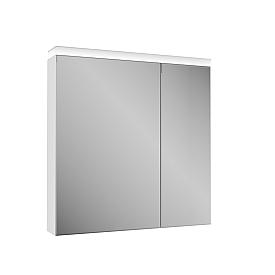 Зеркальный шкаф OWL Ragnar 80 OW020400с подсветкой