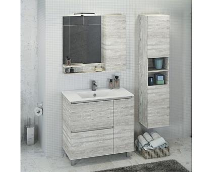 Зеркало-шкаф Comforty Верона-90 00004136714