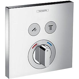 Встраиваемый смеситель для ванной с душем Hansgrohe  Shower 15768000