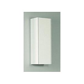 Шкафчик Йорк одностворчатый белый, выбеленное дерево Aquaton 1A171403YOAY0