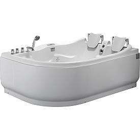 Ванна  угловая большая Gemy G9083 K R