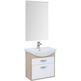 Комплект мебели для ванной комнаты Aquanet 198809