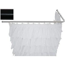 Карниз для ванны угловой Г-образный Aquanet 180x90  241465
