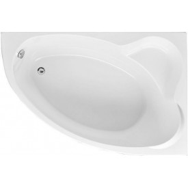 Акриловая ванна Aquanet Mayorca 150x100 R 204009