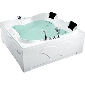 Акриловая ванна Gemy G9089 O R