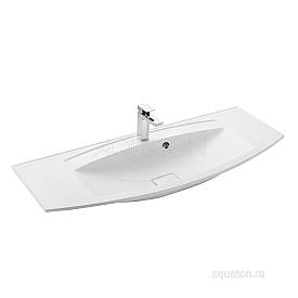 Раковина Милан М 120 белая Aquaton 1A70663KML010