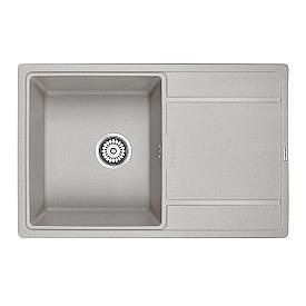 Мойка для кухни кварцевая Paulmark Flugen PM217850-GR