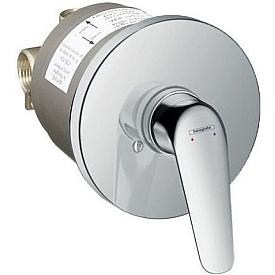 Смеситель встраиваемый в ванну с душем Hansgrohe  Novus 71068000