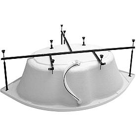 Каркас сварной для акриловой ванны Aquanet Santiago 160x160 169186