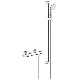 Душевой комплект современный Grohe Grohtherm 1000 New 34256004