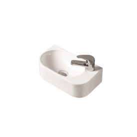 Раковина керамическая накладная и подвесная SantiLine SL-2014L