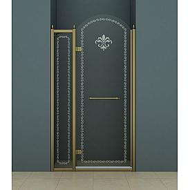 Дверь в проём Cezares RETRO-B-12-120-CP-Br-L