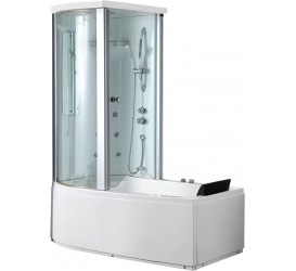 Акриловая ванна Gemy G8040 B L Gemy