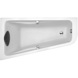 Ванна Jacob Delafon 160 x 90 см асcимметричная (левосторонняя) E6065RU00