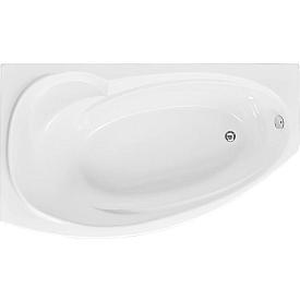 Ванна акриловая асимметричная Aquanet  Jersey 170х90 203988