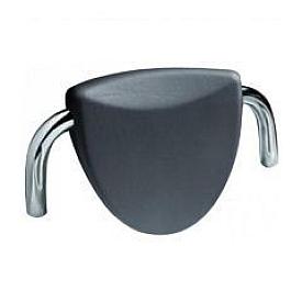 Подголовник для ванны Riho Claudia черный AH09110