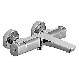 Смеситель термостатический для ванны и душа Swedbe Mercury 9063
