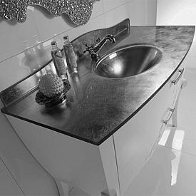 Столешница в ванную Cezares MARGTOP108MARMO.BIA