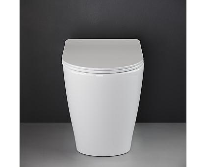 Приставной унитаз Ceramica Nova HIGHLIGHT CN1812