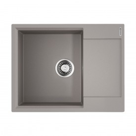 Кухонная мойка Omoikiri Daisen 65-GR 4993682 leningrad grey