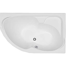 Асимметричная ванна Aquanet  203900