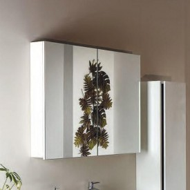 Зеркальный шкаф Armadi Art 80 VALLESSI 547-A matt