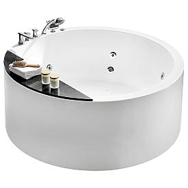Ванна  с гидромассажем отдельностоящая Gemy G9230 K