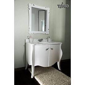 Комплект мебели для ванной комнаты  белый Timo И0000072