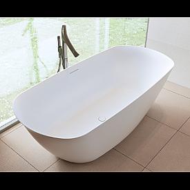 Ванна  искусственный камень белая Riho BS6500500000000