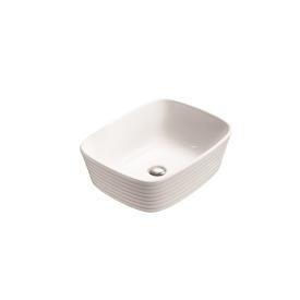 Раковина керамическая накладная SantiLine SL-1060