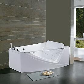 Акриловая ванна с гидромассажем Orans  65109R0