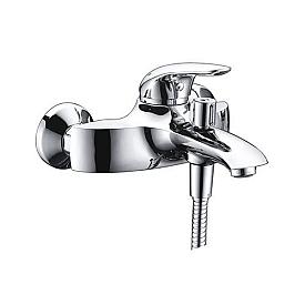2801 Смеситель для ванны с коротким изливом WasserKRAFT