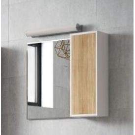 Шкаф глянцевый Гольф (Corozo) SD-00000365