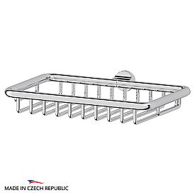 Мыльница-решетка - компонент для штанги (хром) FBS UNI 044