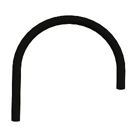 Сменный гибкий Шланг для Смесителя Kanto Omoikiri OT-01-BL 4996003