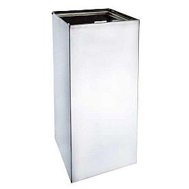 Квадратная мусорная корзина  Bemeta 101915111 25 л