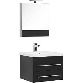 Комплект мебели для ванной комнаты    Aquanet #00230307