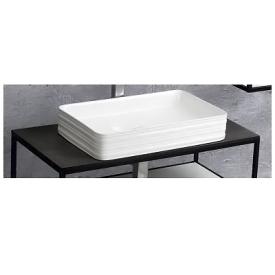 Столешница для ванны Cezares  CADRO-80-HPL-NRM