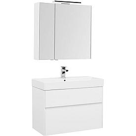 Комплект мебели для ванной комнаты Aquanet 207801