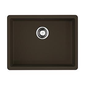 Кухонная мойка Omoikiri Kata 54-U-DC 4993409 темный шоколад