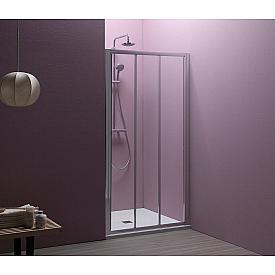 Душевая дверь в нишу Kolpa-San Eco Quat Luna TV3D/S 100