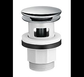 Донный клапан для раковины Hansgrohe Push-Open 50105000 Hansgrohe в Барнауле